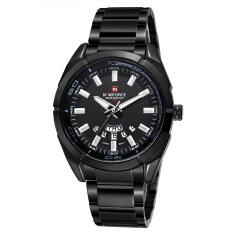ขาย Naviforce 3Atm คล้ายคลึงกันน้ำคุณภาพสูงคนตรวจนาฬิกาควอทซ์สเตนเลสธุรกิจนาฬิกาข้อมือที่มีฟังก์ชันวันอาทิตย์ ผู้ค้าส่ง