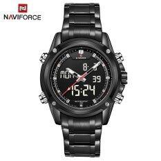 ซื้อ Naviforce Nf9050 Movt คู่ชาย Quarz นาฬิกาดิจิตอล Led คล้ายคลึง Naviforce เป็นต้นฉบับ