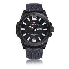 ซื้อ นาฬิกาข้อมือ Naviforce ระบบควอตซ์ สายผ้าไนล่อน รุ่น Nf9066 กันน้ำ ออนไลน์ ถูก