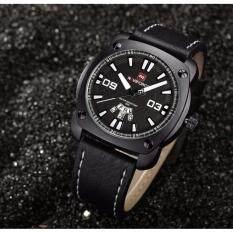 ส่วนลด สินค้า เก็บเงินปลายทาง นาฬิกาข้อมือผู้ชาย Naviforce รุ่น Nf9096 Bwb ของแท้ 100 กันน้ำ 30 เมตร รับประกัน 1 ปี