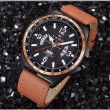 ขาย นาฬิกาข้อมือ Naviforceสายหนัง รุ่น Nf9103 Bobn ของแท้ 100 กันน้ำ 30 เมตร รับประกัน 1 ปีสินค้าอยู่ในไทย Naviforce