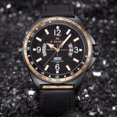 ราคา นาฬิกาข้อมือ Naviforceสายหนัง รุ่น Nf9103 Brgb ของแท้ 100 กันน้ำ 30 เมตร รับประกัน 1 ปีสินค้าอยู่ในไทย ใหม่ล่าสุด
