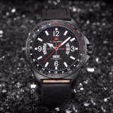 ขาย นาฬิกาข้อมือ Naviforceสายหนัง รุ่น Nf9103 Bwb ของแท้ 100 กันน้ำ 30 เมตร รับประกัน 1 ปีสินค้าอยู่ในไทย ออนไลน์