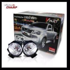 ขาย Ncไฟตัดหมอก ไฟสปอร์ตไลท์ Toyota Vigo Champ 2012
