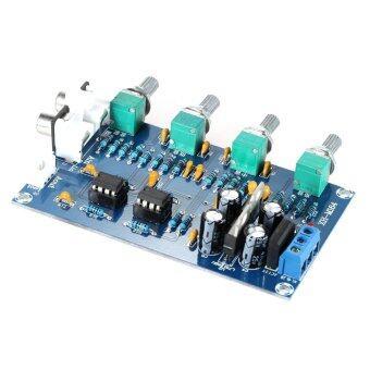 NE5532 สเตอริโอก่อน-แอมป์ Preamplifier เครื่องขยายเสียงระบบเสียง 4 ช่อง-นานาชาติ
