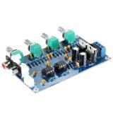 ซื้อ Ne5532 สเตอริโอ Pre Amp Preamplifier Tone Board เสียง 4 ช่องเครื่องขยายเสียง Unbranded Generic