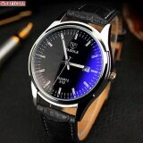 New 2017 Quartz Watch Men Watches Top Brand Luxury Famous Male Clock Wrist Watch Calendar Quartz Watch Relogio Masculino Intl ถูก