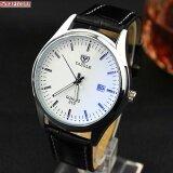 ราคา New 2017 Quartz Watch Men Watches Top Brand Luxury Famous Male Clock Wrist Watch Calendar Quartz Watch Relogio Masculino Intl ถูก