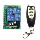 โปรโมชั่น New Dc 12V Wireless Remote Control Switch Module And Car Remote Control Intl ใน จีน