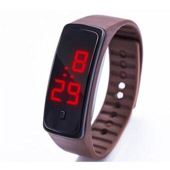 แนวโน้มแฟชั่นใหม่สัมผัสอิเล็กทรอนิกส์นาฬิกาข้อมือ นาฬิกาเด็กกีฬากลางแจ้งนาฬิกา-นานาชาติ