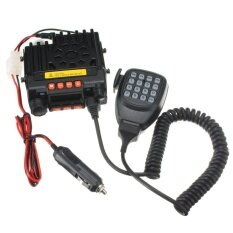 New Qyt Kt 8900 136 174 400 480Mhz Dual Band 25W Mini Mobile Radiotransceiver Intl ใน จีน