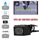 ขาย Night Vision Waterproof Hd Cmos Reverse Car Rear View Backup Parking Camera Led Intl ใหม่