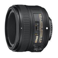 ขาย Nikon Lens รุ่น Af S 50Mm F 1 8G Black ถูก ใน กรุงเทพมหานคร
