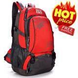 ซื้อ Nl01Re สีแดง กระเป๋าเดินทาง กระเป๋าสะพายหลัง กระเป๋าเป้เดินทาง กระเป๋าเป้ผู้ชาย กระเป๋าเป้เท่ๆ กระเป๋าสัมภาระ กระเป๋ากันน้ำ Backpack ถูก