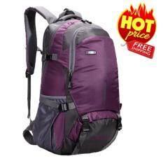 ราคา Nl04Vi สีม่วง กระเป๋าเดินทาง กระเป๋าสะพายหลัง กระเป๋าเป้เดินทาง กระเป๋าเป้ผู้ชาย กระเป๋าเป้เท่ๆ กระเป๋าสัมภาระ กระเป๋าไนลอนกันน้ำ Backpack New
