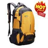 ขาย Nl04Ye สีเหลือง กระเป๋าเดินทาง กระเป๋าสะพายหลัง กระเป๋าเป้เดินทาง กระเป๋าเป้ผู้ชาย กระเป๋าเป้เท่ๆ กระเป๋าสัมภาระ กระเป๋าไนลอนกันน้ำ Backpack ถูก กรุงเทพมหานคร