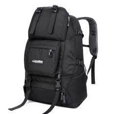 ราคา Nl16Bl สีดำ กระเป๋าเดินทาง กระเป๋าสะพายหลัง กระเป๋าเป้เดินทาง กระเป๋าเป้ผู้ชาย กระเป๋าเป้เท่ๆ กระเป๋าสัมภาระ กระเป๋าไนลอนกันน้ำ Backpack ใหม่