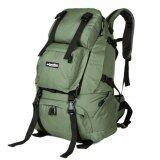 ขาย Nl16Sg สีเขียวทหาร กระเป๋าเดินทาง กระเป๋าสะพายหลัง กระเป๋าเป้เดินทาง กระเป๋าเป้ผู้ชาย กระเป๋าเป้เท่ๆ กระเป๋าสัมภาระ กระเป๋าไนลอนกันน้ำ Backpack ถูก