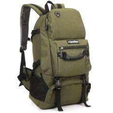 ขาย ซื้อ Nl21Sg สีเขียวทหาร กระเป๋าเดินทาง กระเป๋าสะพายหลัง กระเป๋าเป้เดินทาง กระเป๋าเป้ผู้ชาย กระเป๋าเป้เท่ๆ กระเป๋าสัมภาระ กระเป๋าไนลอนกันน้ำ Backpack Thailand