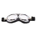 โอ้ร้อนแอนตี้ยูวีตู้รถจักรยานยนต์สคูเตอร์แว่นตาแว่นตาหมวกนักบินมอเตอร์ครอสเงิน ใหม่ล่าสุด