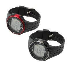 ซื้อ โอ้อกไร้สายรัดกีฬากลางแจ้งนาฬิกานาฬิกาอัตราการเต้นของหัวใจ P3144 รุ่นสีดำ ออนไลน์ จีน