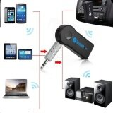 Bluetooth v3 Audio Streaming to AUX 3.5mm Wireless Handsfree Car Kit A2DP Dongle