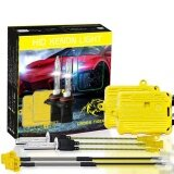 ส่วนลด One Set H1 Ac 12V 55W 5500Lm 6000K Ip65 Waterproof Xenon Lamp Car Light Headlight Hid Xenon Bulbs Kit Intl Sunsky