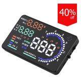 ซื้อ Orbia A8 Car Hud Head Up Display Obd Ii Obd2 Auto Gauge 5 5 Dash Screen Projector ถูก ใน กรุงเทพมหานคร