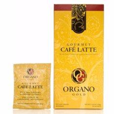 ราคา Organo Gold Gourmet Latte Coffee กาแฟอราบริก้า เร่งการใช้พลังงาน คาแฟอีนต่ำ ใหม่ล่าสุด