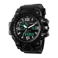 ราคา Orien ผู้ชายกันน้ำนาฬิกาอเนกประสงค์กีฬากลางแจ้ง สีดำ สนามบินนานาชาติ ใหม่ ถูก