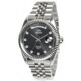 ราคา Orient President Classic Automatic Sapphire Watch Ev0J003B Intl Orient ใหม่