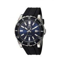 โปรโมชั่น Orient Men S Black Silicone Watch Fac09004D0 Intl Orient ใหม่ล่าสุด