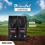 ขาย Oriental Coffee 100 High Mountain Arabica Roasted Dark เมล็ดกาแฟอราบิก้า 100 คั่วเข้ม Espresso 500กรัม 2ถุง ราคาถูกที่สุด