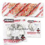 ซื้อ Osaki โซ่ สเตอร์ สำหรับ Msx Wave 125 420 15 32 106L สีส้ม Osaki เป็นต้นฉบับ
