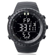 ราคา ราคาถูกที่สุด O T S นาฬิกาผู้ชาย สายยาง รุ่น 73191068 8 All Black