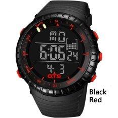 โปรโมชั่น Ots นาฬิกาผู้ชายกีฬานาฬิกา 50 เมตรกันน้ำขนาดใหญ่นาฬิกาทหารนาฬิกาข้อมือชาย Relogio Masculino 7005 ถูก