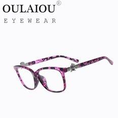 Image Detail Oulaiou Fashion Accessories Anti fatigue Trendy Eyewear Reading Glasses OJ2118 intl . Source ·