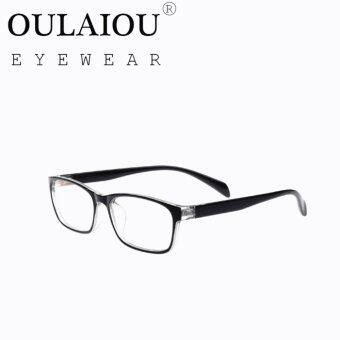 Oulaiou Fashion Accessories Anti-fatigue Trendy Eyewear Reading Glasses OJ613