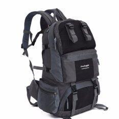 ราคา Outdoor Adventure Backpacks Men Travel Sport Backpack Black ออนไลน์ จีน