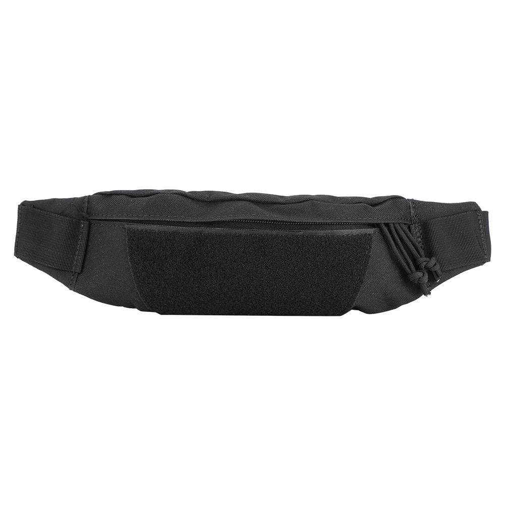 epayst Outdoor Sports Waist Bag Phone Holder Pouch (Black)