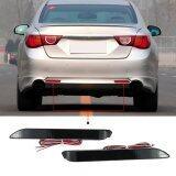 โปรโมชั่น Pair Of Rear Bumper Reflect Warning Light Plate Replacement Modification Lamp For Toyota Wish 10Harrier Alphard 20 Series Camry Reiz E Z Intl Unbranded Generic ใหม่ล่าสุด