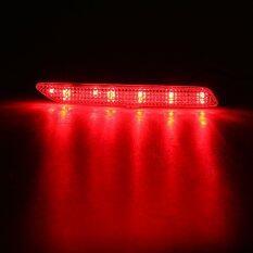 ราคา Pair Of Rear Bumper Reflect Warning Light Plate Replacement Modification Tail Brake Lamp For Toyota Wish 10Harrier Alphard 20 Series Camry Reiz E Z Intl ฮ่องกง