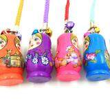 ส่วนลด Palight 12 Pcs Wood Matryoshka Russian Dolls Key Rings Keychains Intl จีน