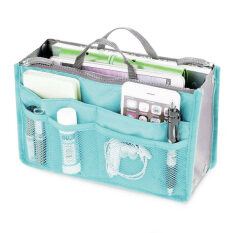 Palight Cosmetic Pouch Organizer Storage Bag Blue จีน