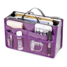 ซื้อ Palight Cosmetic Pouch Organizer Storage Bag Purple ใหม่
