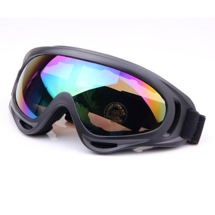 โปรสุดถูก กับสินค้า+ Pandaoo ภูเขากีฬากลางแจ้งแว่นตาสำหรับขี่จักรยานแว่นกันแดดขี่มอเตอร์ไซค์แว่นตาแว่นตามีลูกเล่นสกี Snowboard Off - แว่นกันลมสำหรับเดินทาง ...