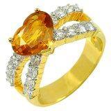 ขาย Parichat Jewelry แหวนทองคำแท้18K 2 53 กะรัต พลอยแท้บุษราคัมสีเหลืองหัวใจ 9 6 X 7 7 X 3 8 มิล เพชรเบลเยี่ยมแท้2 2 มิล 12 เม็ด ขนาดไซส์ 6 ออนไลน์ กรุงเทพมหานคร