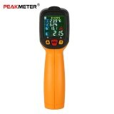 ราคา ราคาถูกที่สุด Peakmeter Pm6530D Handheld 50 800�C 12 1 Handheld Digital Infrared Ir Thermometer Ambient Temperature Humidity Dew Point Tester K Type Thermocouple With Uv Light Adjustable Emissivity
