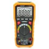 ราคา Peakmeter Pm8236 Digital Multimeter Resistance Capacitance Frequency Duty Cycle Dc Ac Voltage Current Temperature Meter With T Rms Usb Intl ถูก