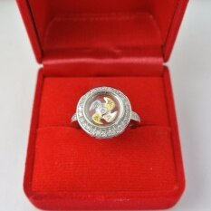 ราคา Pearl Jewelry แหวน กังหัน นำโชค รุ่น 3 กษัตริย์ Pearl Jewelry เป็นต้นฉบับ